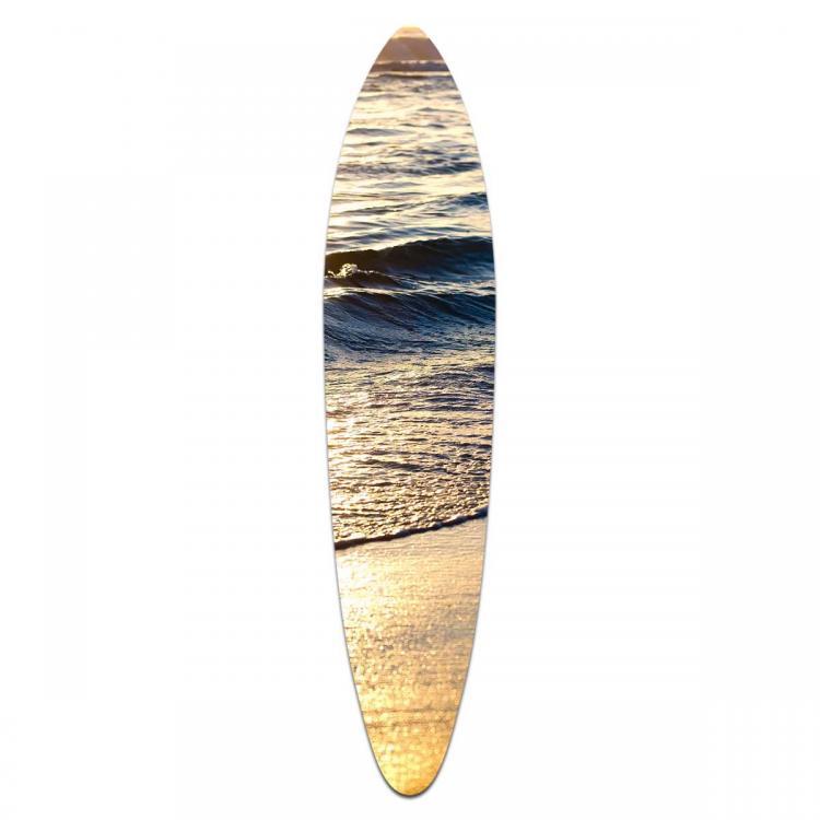 Cuban Waters - Acrylic Surfboard