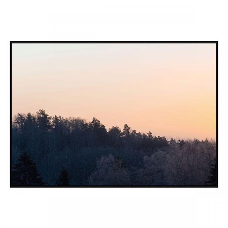 A Desert Beyond - Canvas Print - Black Frame - ONE ONLY