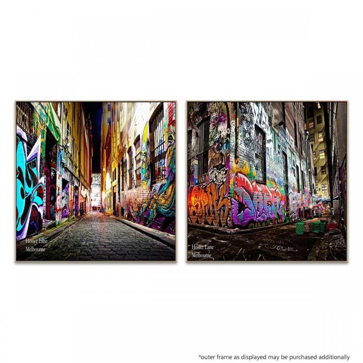 Hosier Lane - Hosier - Print