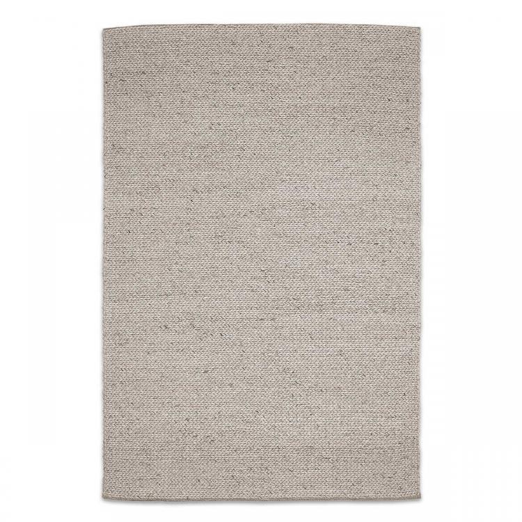 Braids Modern Wool Rug – Cookie