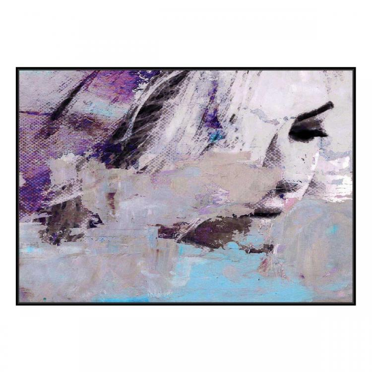 Cool - Canvas Print - Black Shadow Frame - (Clearance)