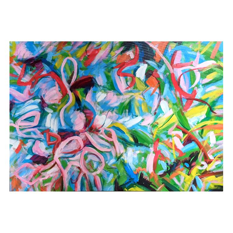 Du Jardin - Painting