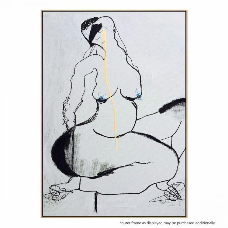 Gertrud - Painting