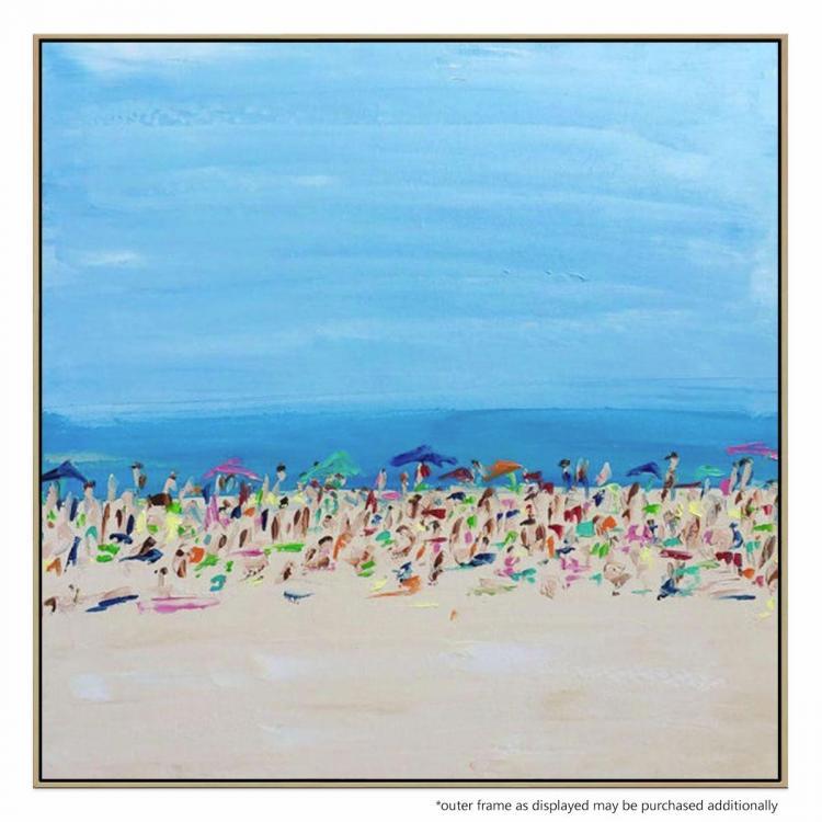 Cote D Azur 2 - Painting
