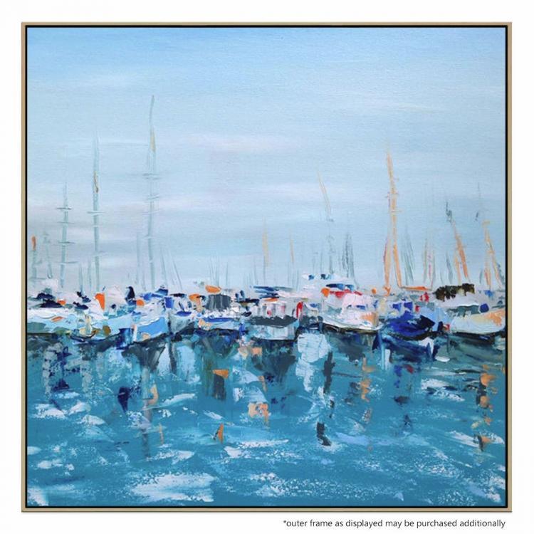 Flotilla - Painting