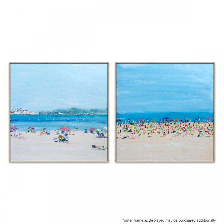 Cote D Azur | Cote D Azur 2 - Painting