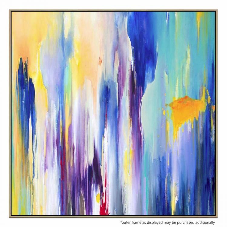 Joyful State - Painting