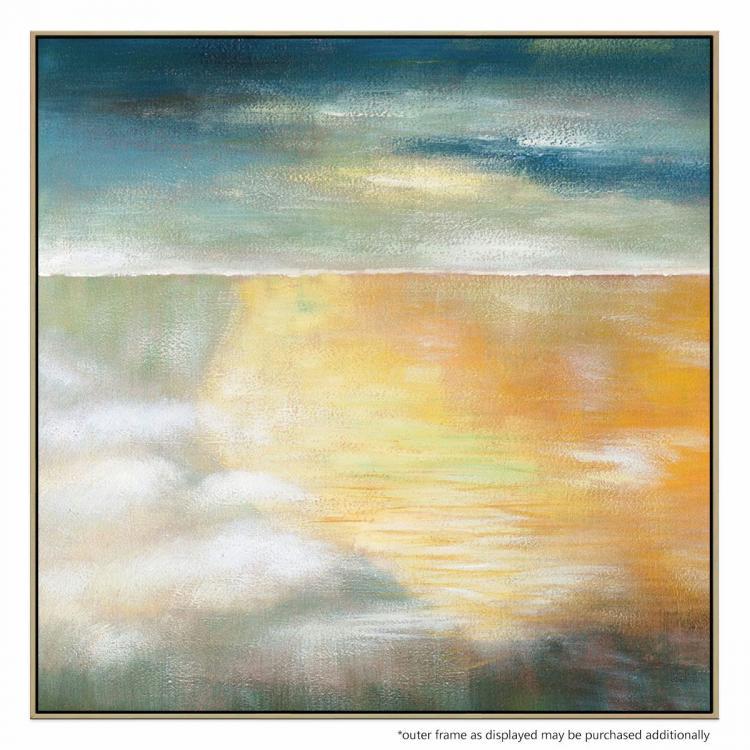 Sandy Bay - Painting