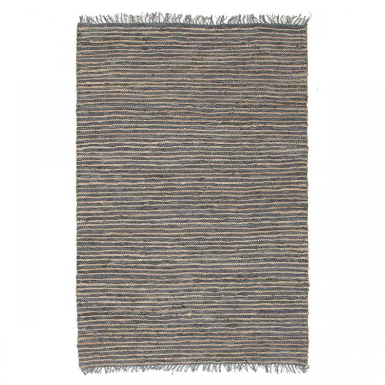 Atrium Delta Rug - Grey