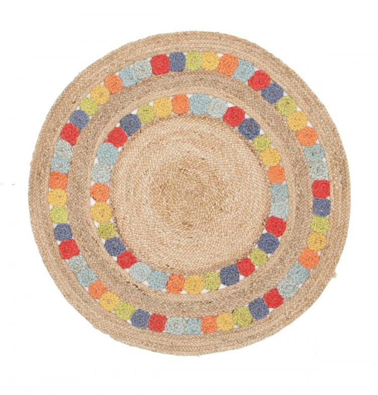 Atrium Fruit Rug - Multi