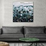 Fields And Flora - Painting