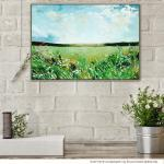 The Spring Fields - Painting