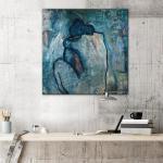 Solitude - Painting