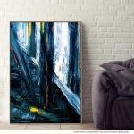 Fallen Forests - Painting