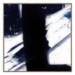 Blue Black - Print