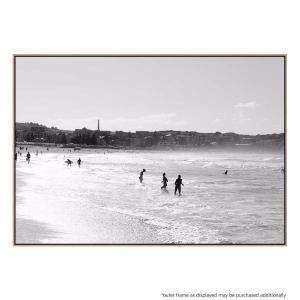 Seafoam Beach - Print