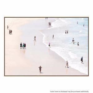 Sandy Beach - Print