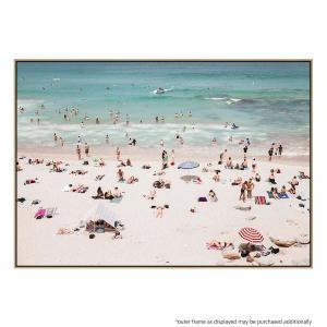 White Sandy Beach - Print