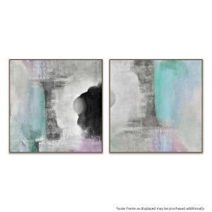 Gris En Gris | Gris on Gris 2 - Painting