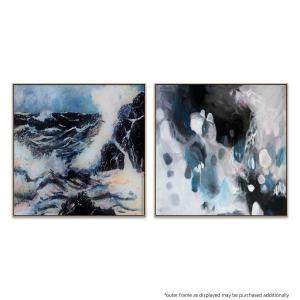 Stormy Seas | Valkyrie II - Painting
