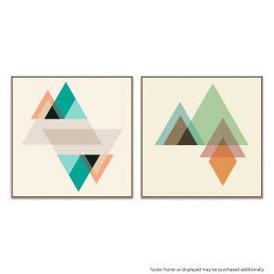 Tri Anglo - Twin Peaks -  Print