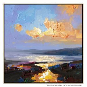 Sunset Reflections - Painting