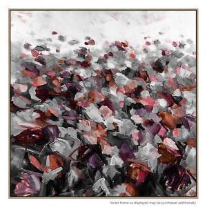 Cognac Bloom - Painting