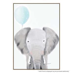 Ethan The Elephant - Print