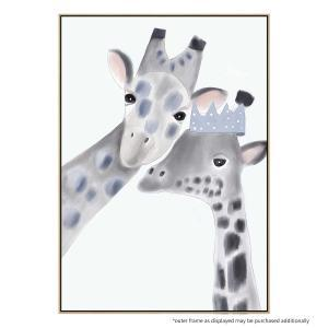 Gracie The Giraffe - Print