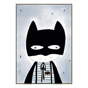 Be Batman - Print