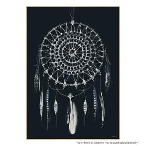 Dreamcatcher Blue - Print
