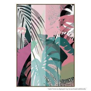 In The Tropics - Print