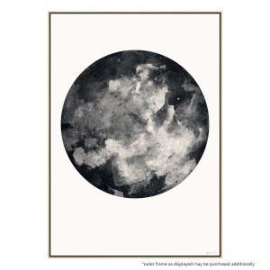 Inverted Moon - Print
