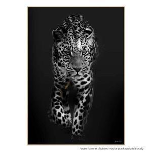 Leopard Dark - Print