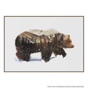 Arctic Grizzly - Print