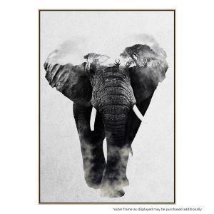 Elefanten - Print