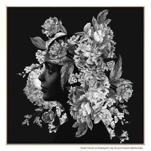 Squarefloral - Print
