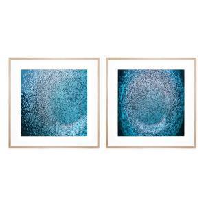 Bubbles 1 - Bubbles 2 - Framed Prints