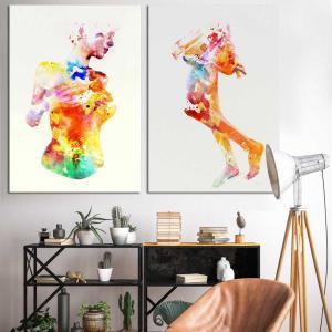 Crayon / Skirt - Print