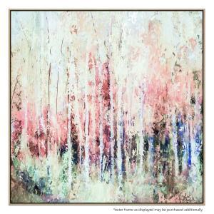 Winter Forest - Painting
