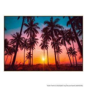 Palms At Dusk - Print