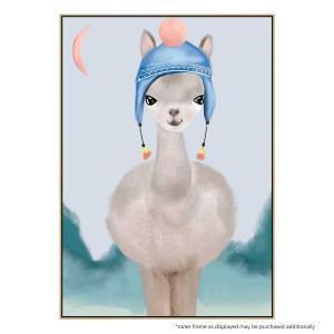 Luka Llama - Print