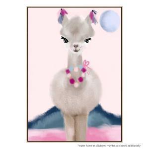 Lola Llama - Print