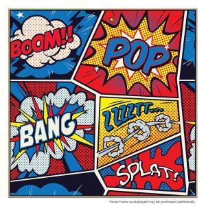 Boom Pop - Print