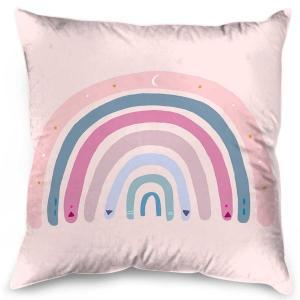 Pink Rainbow - Cushion