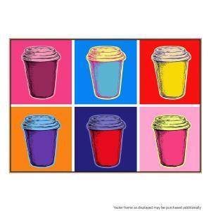 Pop Art Latte - Print