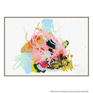 Eggplant Abstract - Print