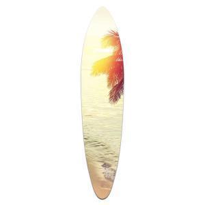 Lazy Dayz - Acrylic Surfboard