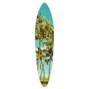 Malibu Palms - Acrylic Surfboard