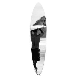On A Mission - Acrylic Surfboard